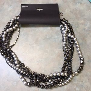 Mexx beaded necklace